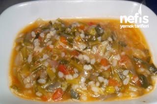 Ispanak Yemeği Yapılışı Tarifi