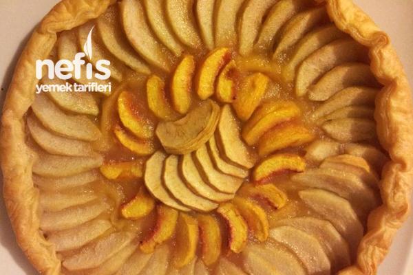 Karışık Meyveli Tart 1