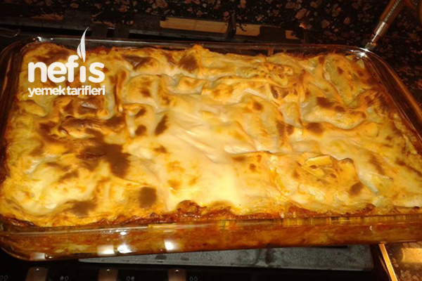 Lazanya Böreği Tarifi
