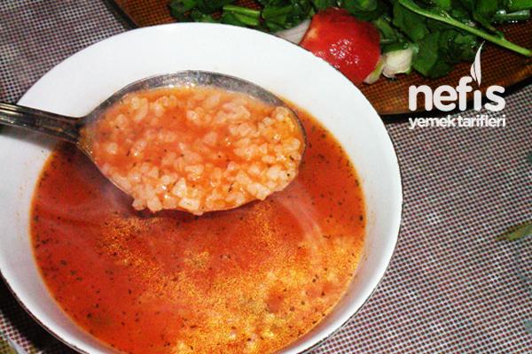 Pirinç Çorbası Yapımı Tarifi