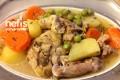 Sebzeli Tavuk Haşlama Tarifi