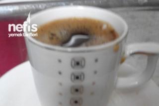 Türk Kahvesinin Yapımı Tarifi