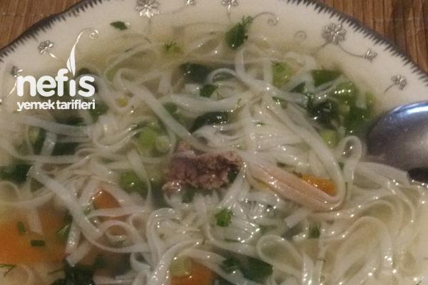 Vietnam Çorbası Tarifi
