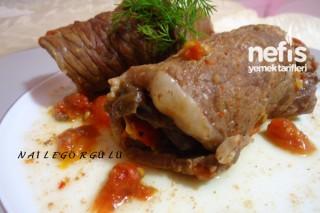 Biftek Sarma Tarifi