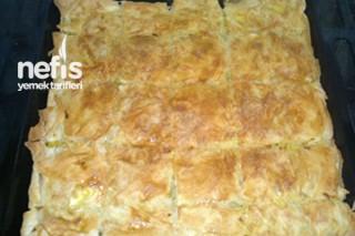 Kabak Böreği (Muhacir Böreği) Tarifi
