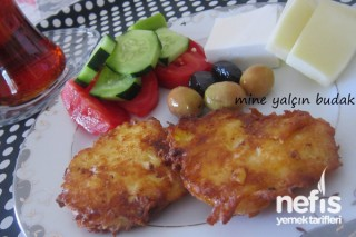 Kahvaltılık Patates Mücveri Tarifi