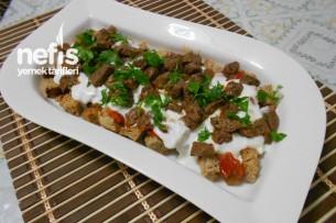 Kıtır Ekmekli Biftek Tarifi