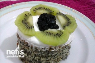 Kivili Haşhaşlı Pasta 2