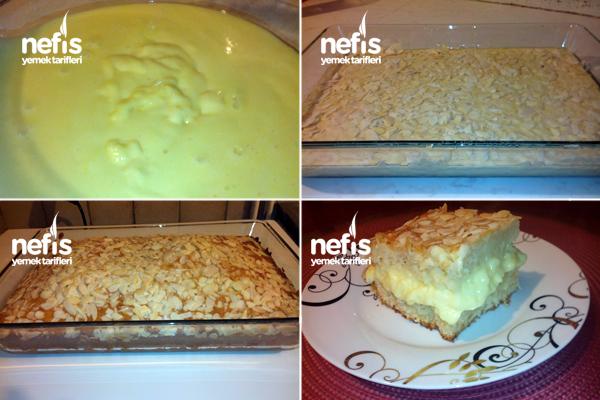 Kremalı Kek 1