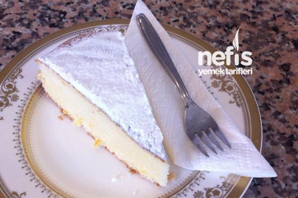 Limonlu ve Nişastalı Kek 1