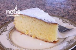 Limonlu ve Nişastalı Kek Tarifi