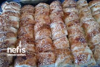 Milföylü Börek (Patatesli) Tarifi
