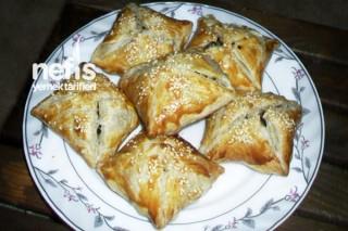 Milföylü Mantarlı Börek Tarifi