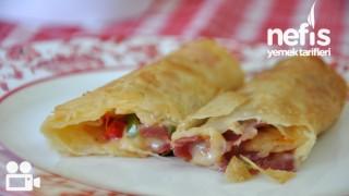 Paçanga Böreği Nasıl Yapılır? Videolu Anlatımı
