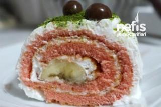 Pembe Rulo Pasta Tarifi