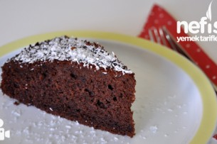 Pirinç Unu ile Glutensiz Islak Kek Videosu Tarifi