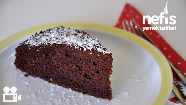 Pirinç Unu ile Glutensiz Islak Kek Videosu