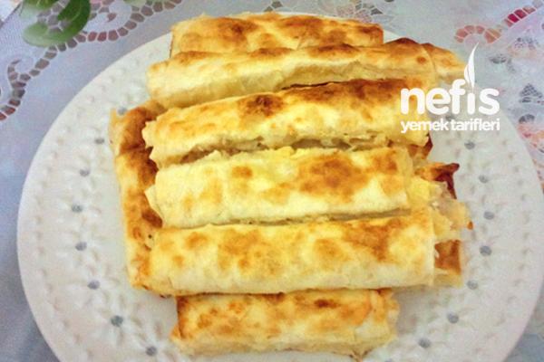 Pratik Ispanaklı Peynirli Börek 2