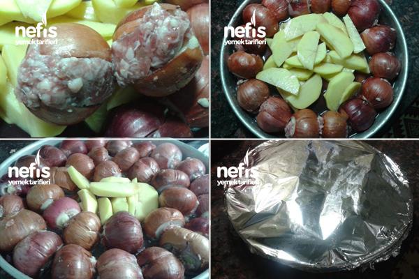 Soğan Kebabı Tarifi 1