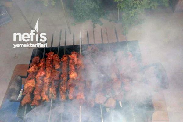 Tike Kebabı (şiş kebap) Tarifi