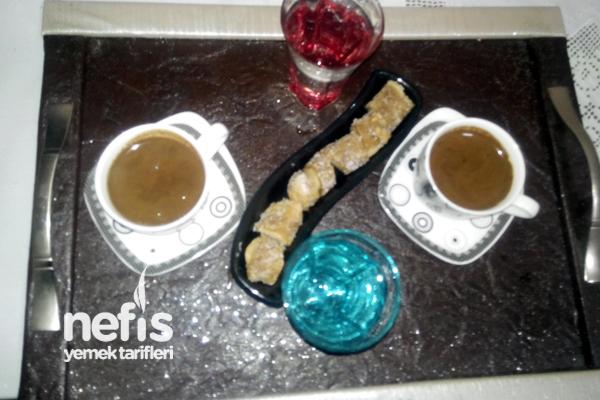 Türk Kahvesinin Yapılışı