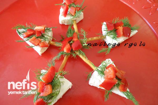 Yılbaşı Kanepesi - Nefis Yemek Tarifleri