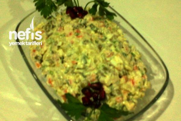 Başkent Salatası Tarifi