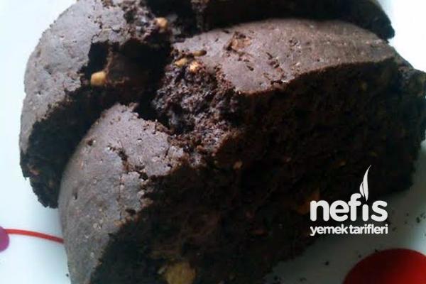 Biscoitti (çikolatalı) Tarifi
