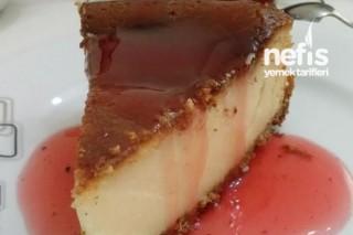 Çikolatalı Cheesecake, Vanilyalı Cheesecake Tarifi
