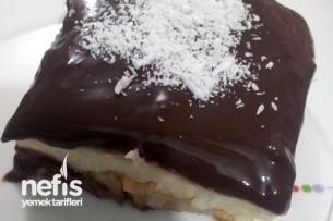 Çikolatalı Etimek Tatlısı 1