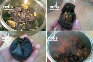 Etli Kuru Patlıcan Dolması Tarifi