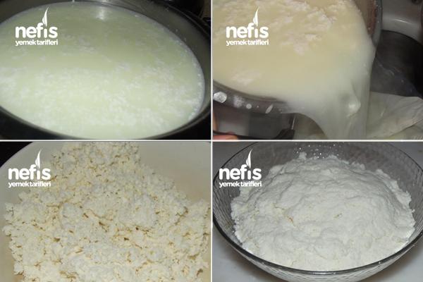Ev Yapımı Peynir nasıl yapılır? 1
