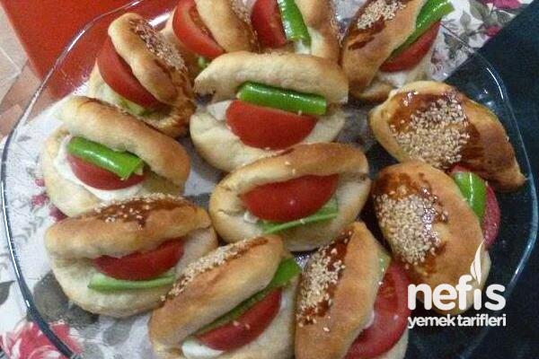 Evde Kolay Sandviç Yapımı