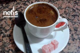 Karanfilli Türk Kahvesi Tarifi