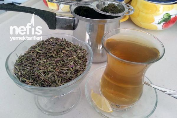 Kekik Çayı (Zahter Kilis Yöresine ait) Tarifi