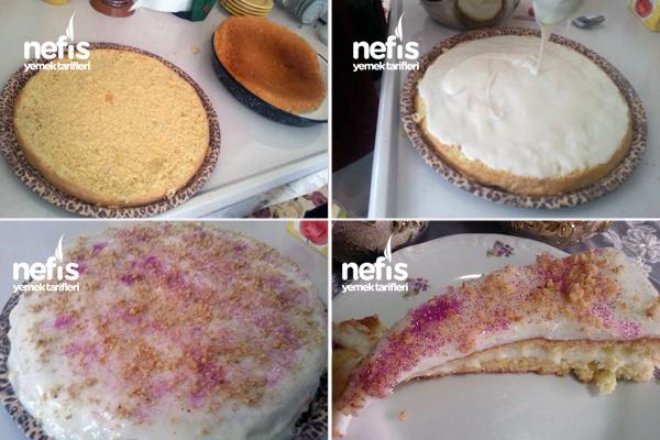 Kremalı Pasta 1