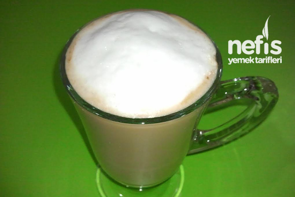 Latte Ev Yapımı Tarifi