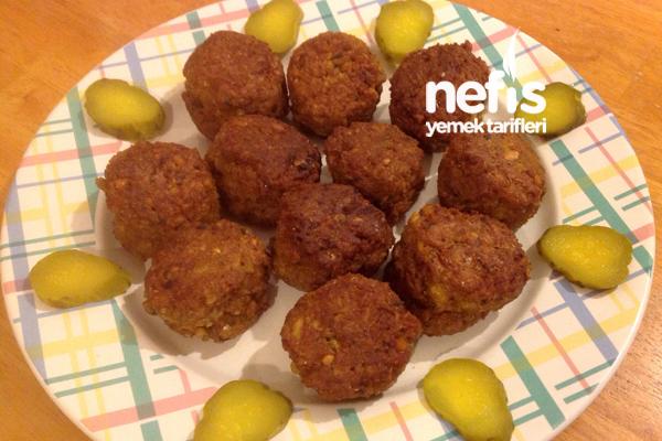 Lübnan Köftesi (Falafel) Tarifi