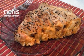Mantarlı Patatesli Börek Tarifi