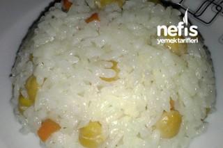 Nohutlu Havuçlu Pirinç Pilavı Tarifi