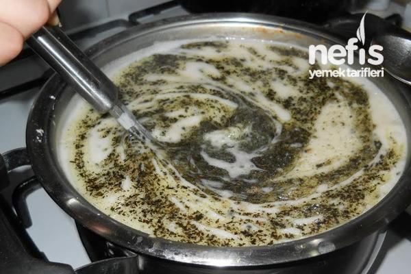 Nohutlu Yoğurt Çorbası Tarifi
