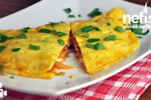 Pastırmalı Omlet Nasıl Yapılır?