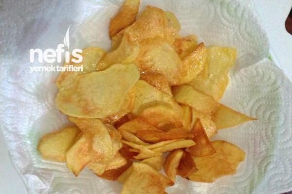 Patates Cipsi Yapımı Tarifi