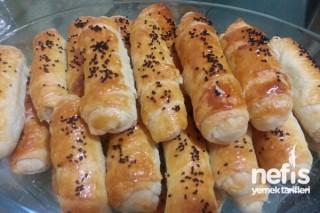 Patatesli & Peynirli Çıtır Börek Tarifi