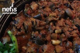 Patlıcanlı Sac Kebabı Tarifi