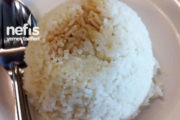 Pirinç Pilavının Yapımı Tarifi