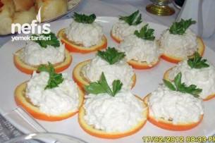 Portakallı Kereviz Yapımı