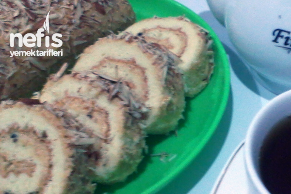 Rulo Pastanın Yapılışı Tarifi