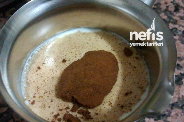Sütlü Kahve 1