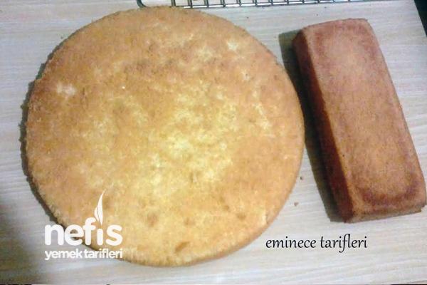 2 Şeklinde Pasta Yapımı 1